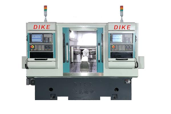 双主轴数控车床DKCK-ST80