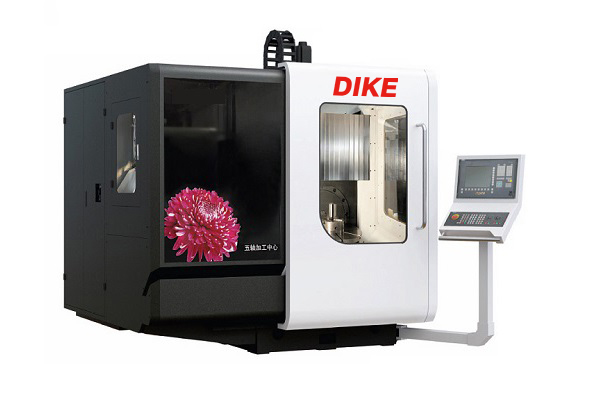 五轴联动加工中心DKCK-MC630