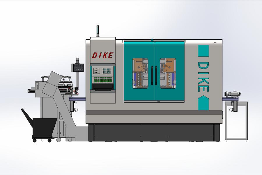双主轴双刀塔数控机床DKCK-CY系列